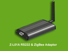 Z-L01A-ZL01A RS232 & ZigBee Adapter