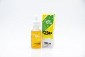 Lemon Limón CBD Tincture by Funky Farms