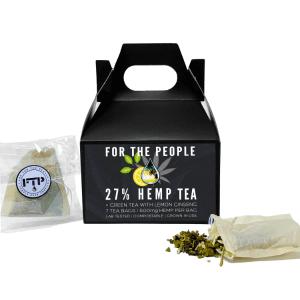 CBD For The People 27% Hemp Tea