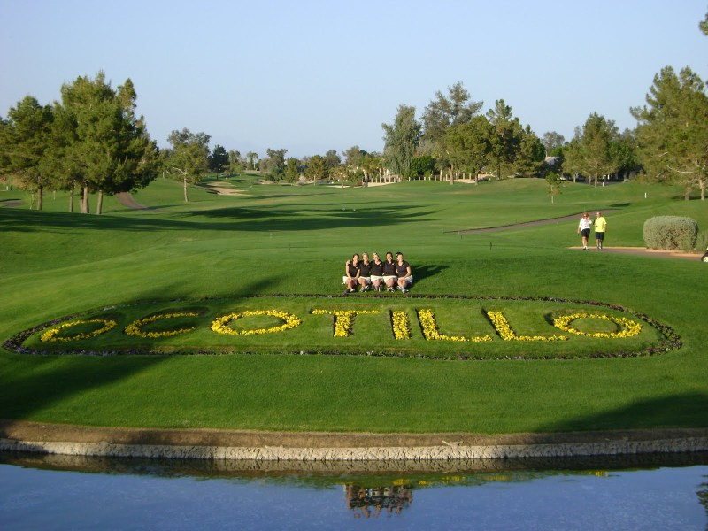 Ocotillo Golf Resort, the premier golf, dining and social destination in the Valley of The Sun. Located in Chandler, Arizona. 27 holes of stunning golf designed by renowned course architect Ted Robinson.