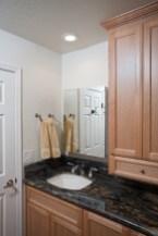 San Jose Master Bathroom Double Vanity Detail (W-QC)