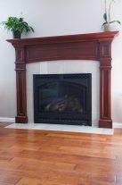 San Jose Living Room Fireplace (FN)