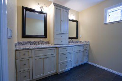 San Jose Master Bath Double Vanity (FN)