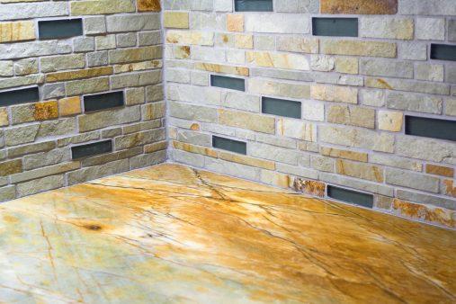 Sunnyvale Kitchen Countertop & Backsplash (OK) (2)