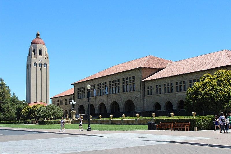 Stanford University in Palo Alto California