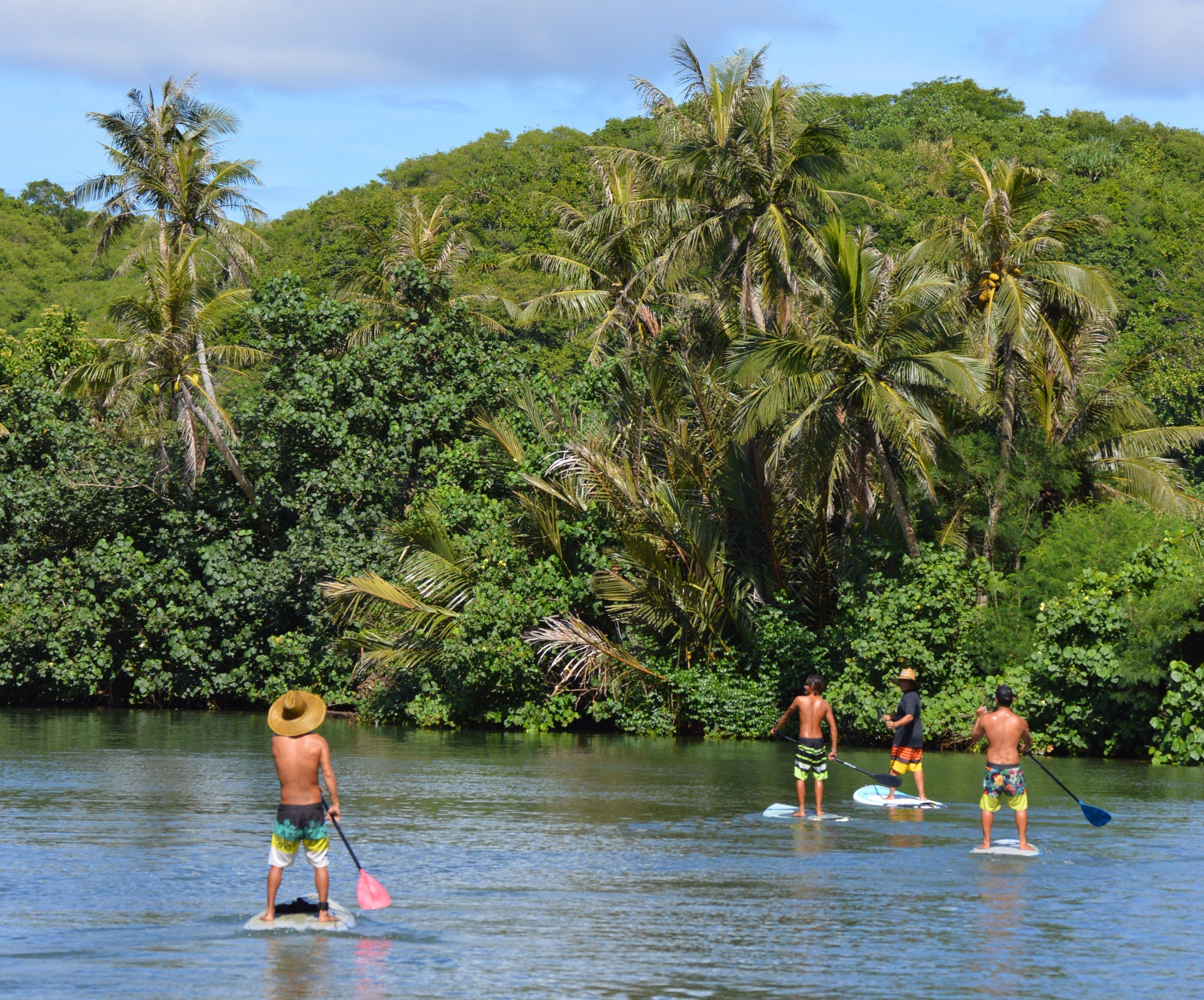 Guam's Best Tour Adventure Kayaking