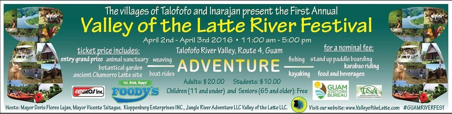 The Villages of Talofofo and Inarajan Present the 1st Annual River Festival
