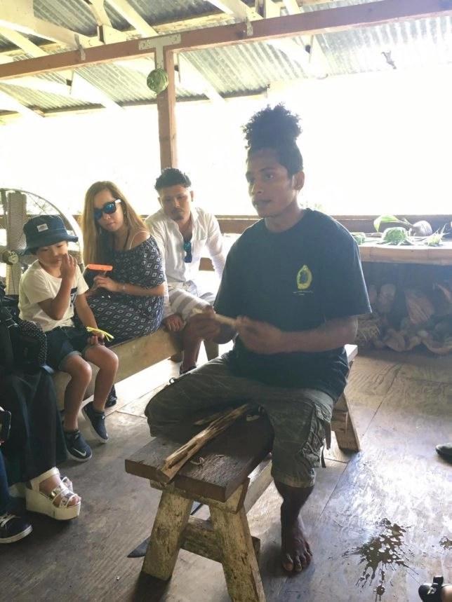 ChrisChels Explores Valley Of The Latte, Guam