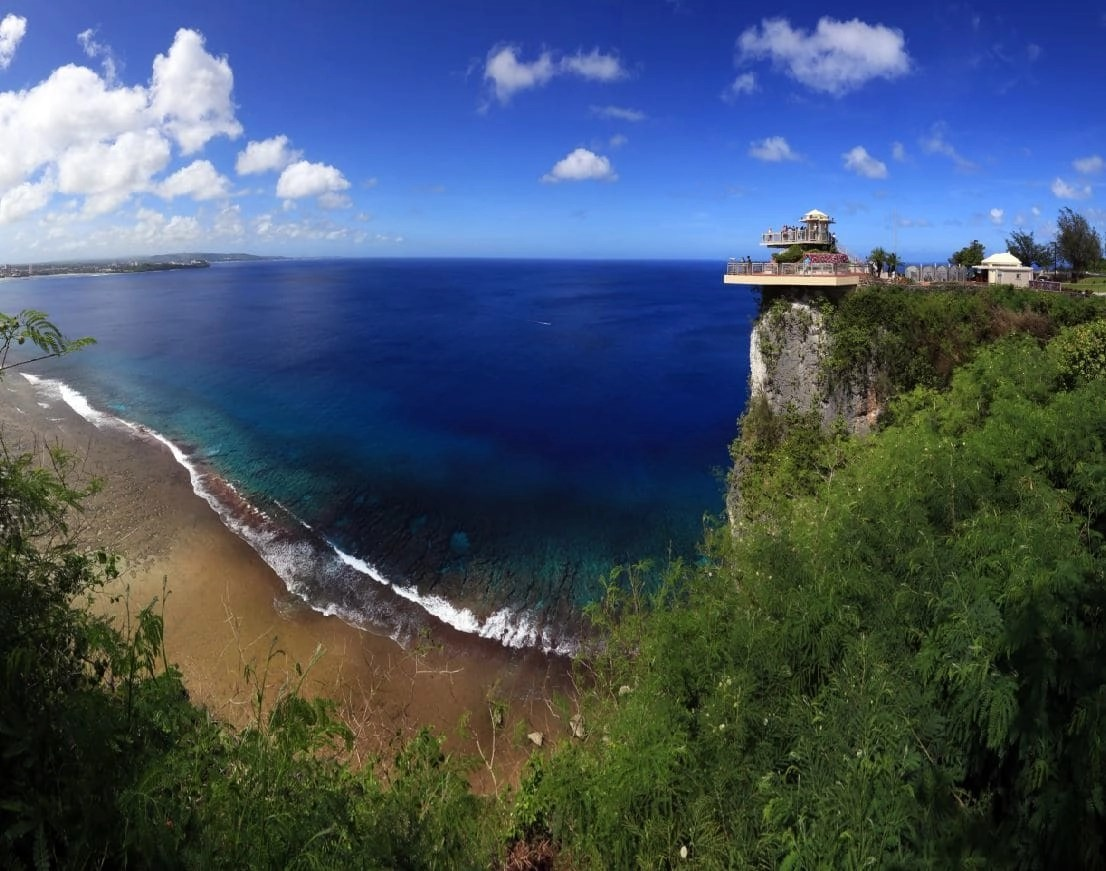 Guam, City Sightseeing Tour, Turtle Tours, Valley of the Latte,
