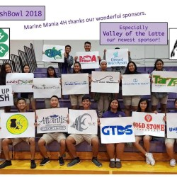 FishBowl 2018: an academic challenge on all things marine, valley of the latte guam, adventure park, best things to do on guam