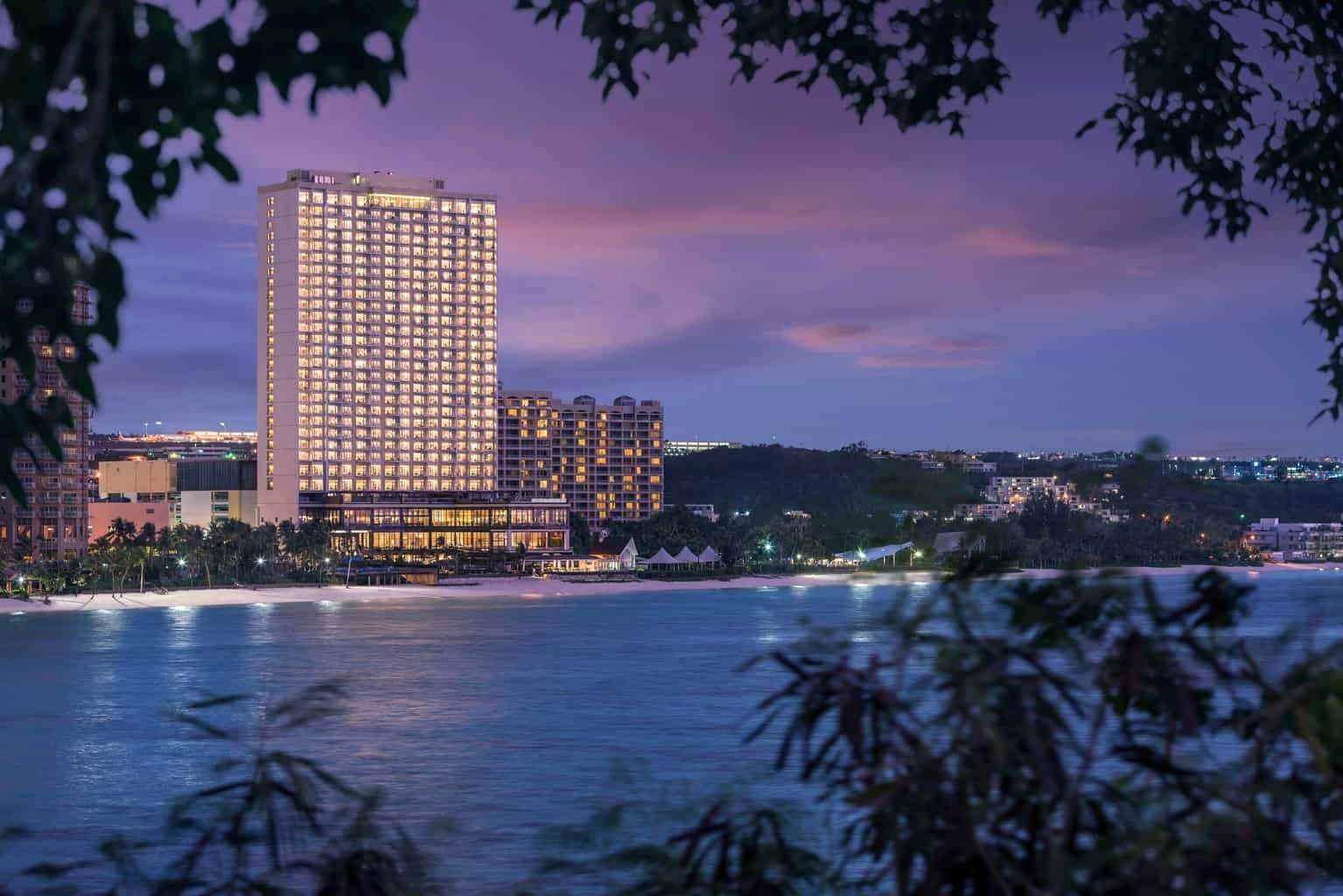 Dusit Thani Smart Experience with the Valley of the latte Guam