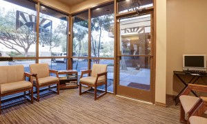 Virtual Tour - Valley of the Sun Dentistry - Reception Area