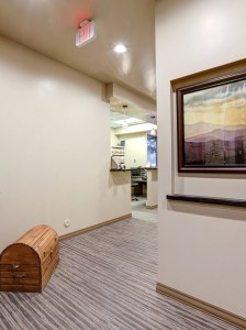 Virtual Tour - Valley of the Sun Dentistry - Hallway