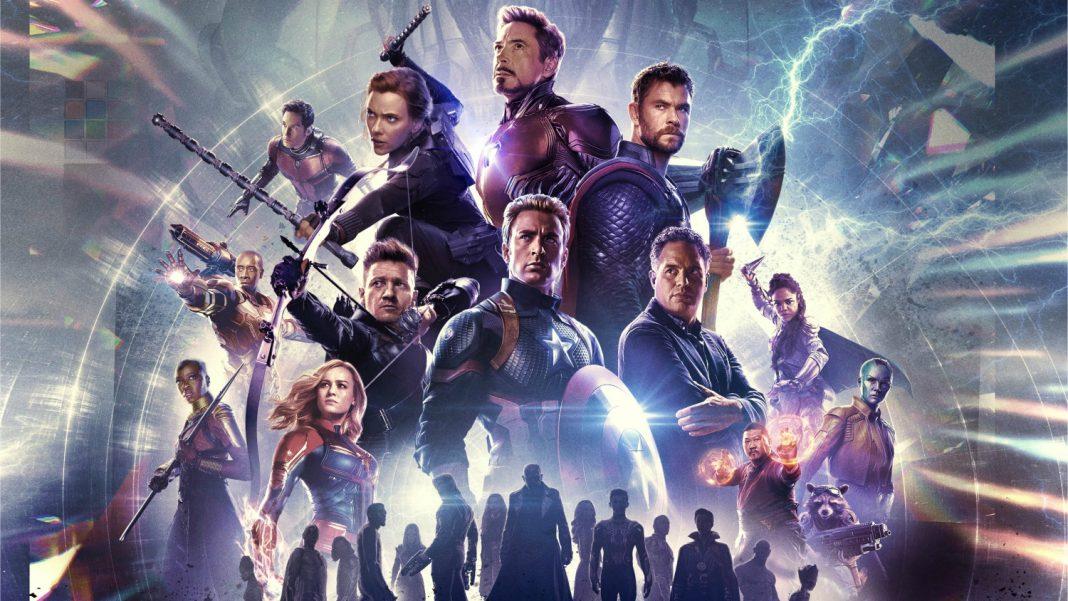 Avengers: Endgame promotional poster