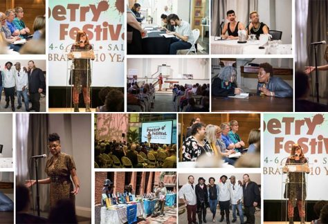 Pictures from Mass Poetry Festival