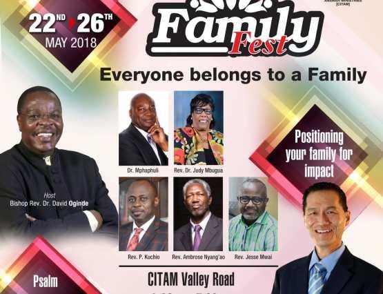 FAMILY FEST 2018