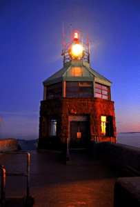 The beacon on Mt. Diablo will be lit by and in honor of Pearl Harbor survivors on December 7.