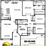 Image of Warner Ranch Tempe floor plans: model Acacia 343