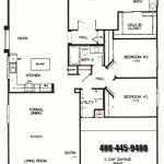 Image of Warner Ranch Tempe floor plans: model 2050