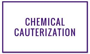 CHEMICAL CAUTERIZATION- Wound Treatments at Valley Wound Care Specialists