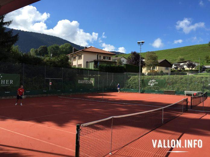 Tournoi de tennis du Val-de-Travers