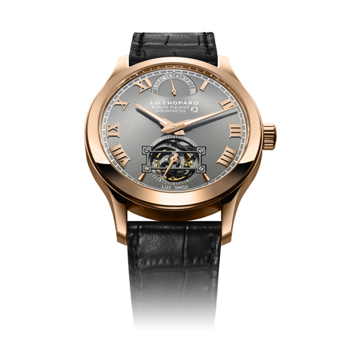 L.U.C TOURBILLON QF FAIRMINED. © CHOPARD