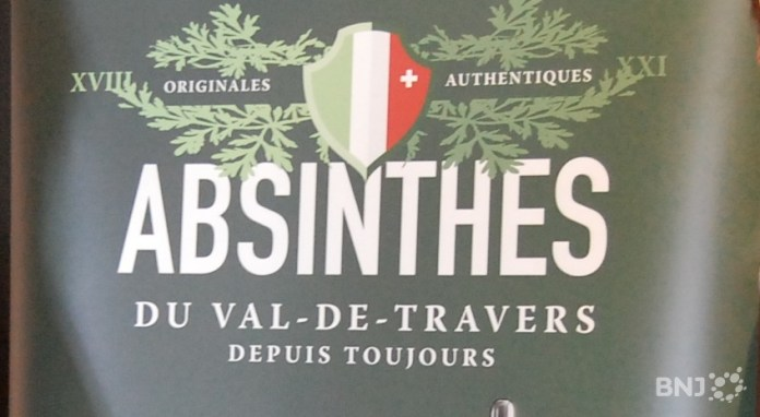 Absinthe Val-de-Travers