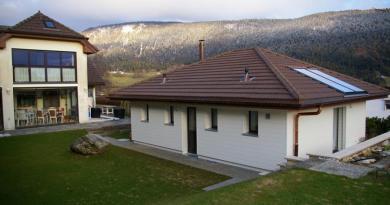 BnB Villa Moncalme – Travers, Val-de-Travers