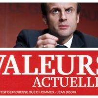 Les affinités @valeurs Actuelles d'Emmanuel #Macron ...