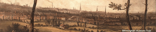 Victorian Era England Birmingham