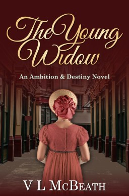 The Young Widow An Ambition & Destiny Standalone Novel