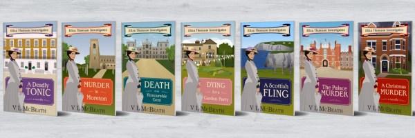 Eliza Thomson Investigates Full Series
