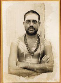 Swamigal in his thirties