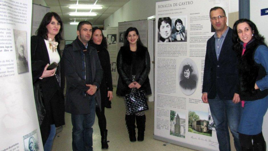 EXPOSICIÓN MULLERES GALEGAS NA HISTORIA EN BELESAR