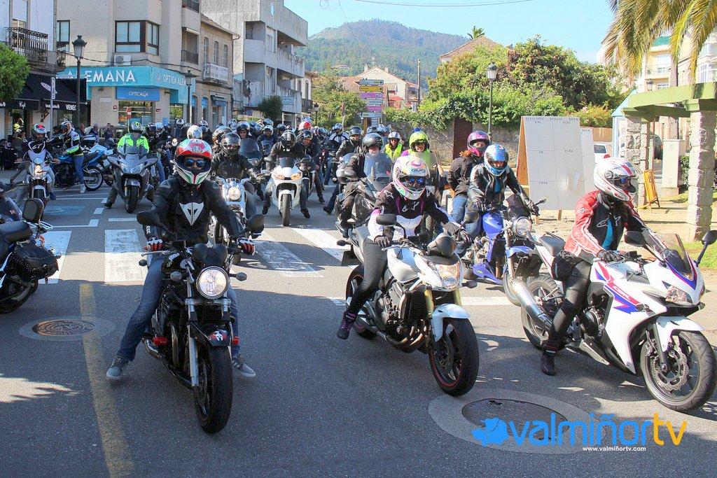 CONCENTRACIÓN MOTOCLUB A CENTO CIEN