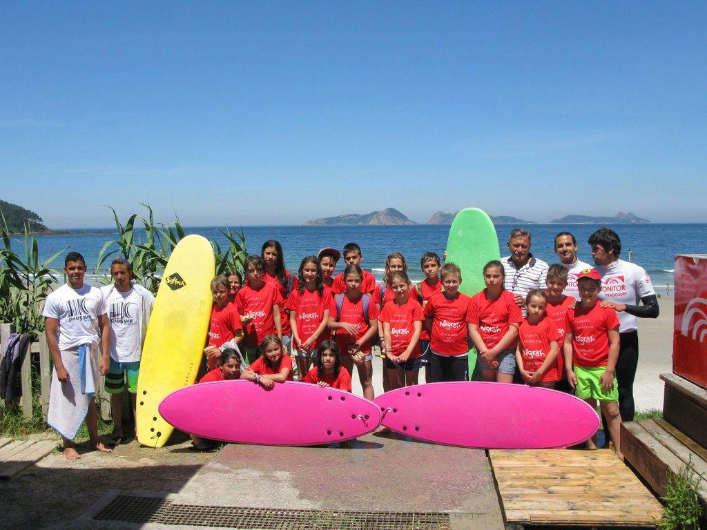 CAMPUS DE VERÁN PRADO SURF ESCOLA