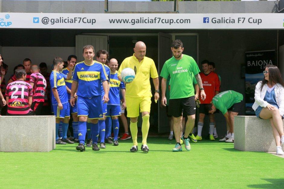 COPA MAHOU GALICIA F7 CUP EN BAIONA