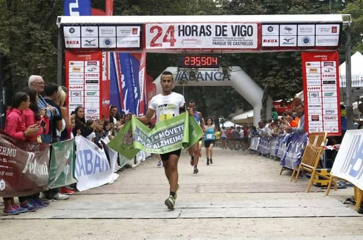 DANIEL FERNÁNDEZ CERZÓN NAS 24 HORAS DE CASTRELOS