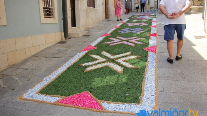 Baiona Convoca El Certamen De Alfombras Florales Para El Corpus