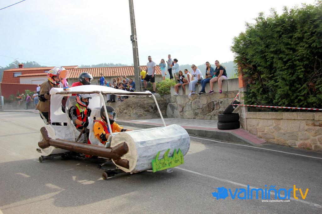 BAIXADA DE CARROS DE BÓLAS EN CAMOS