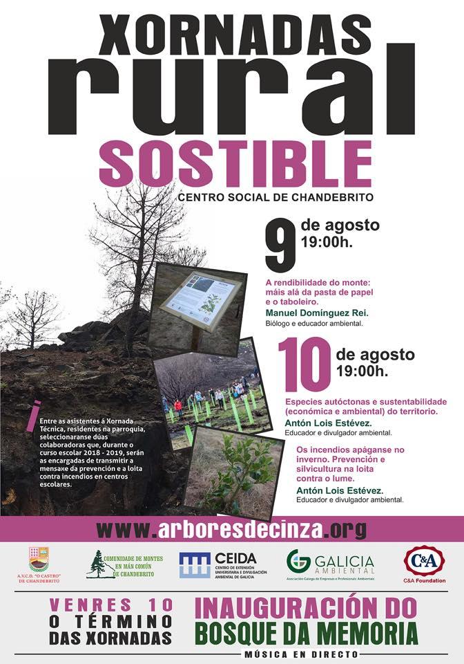 XORNADAS RURAL SOSTIBLE EN CHANDEBRITO