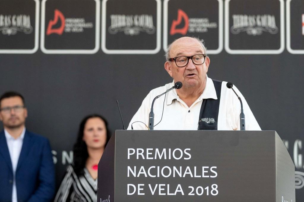 PREMIOS NACIONAIS DE VELA TERRAS GAUDA