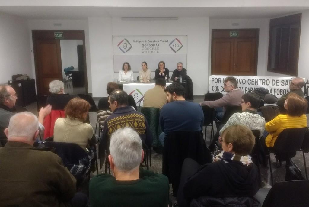 CABE DECIDE EN ASEMBLEA VOLVER PRESENTARSE ÁS ELECCIÓNS MUNICIPAIS