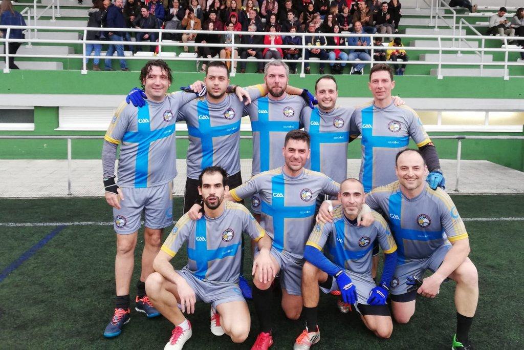 2019-04-15 – Gaels vs Turonia 14-4-19