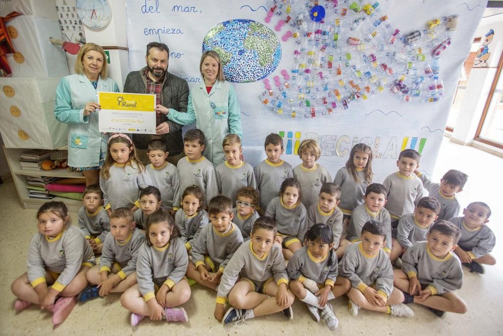 2019-05-08 – Premio votación popular educación infantil – Centro Educación Infantil San José – Gondomar