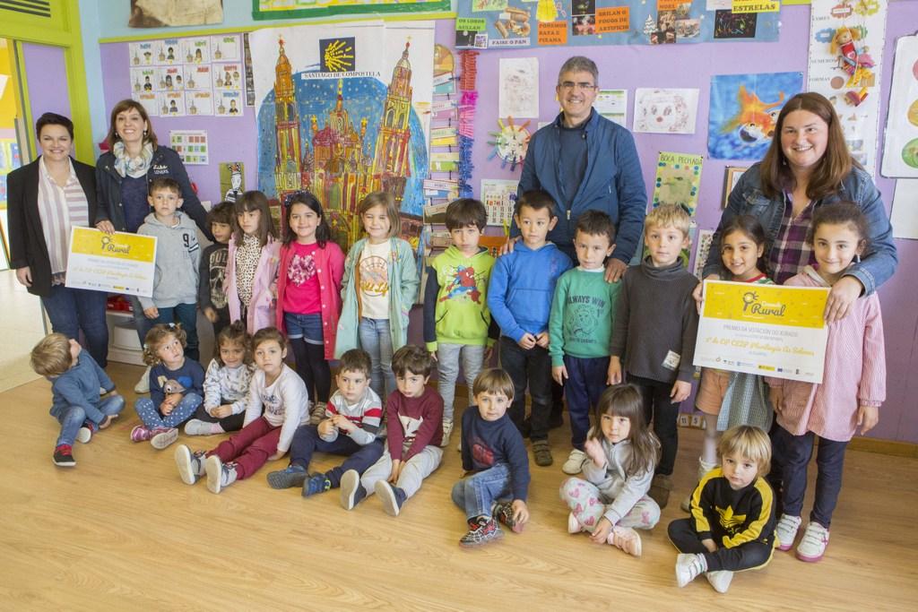 2019-05-08 – Premio votación popular educación primaria – CEIP Purilingüe As Solanas – A Guarda