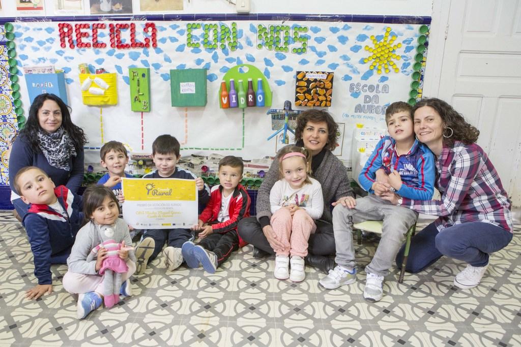 2019-05-08 – Premio xurado educación infantil – CRA Mestre Manuel Garcés Escola da Aurora – Tomiño