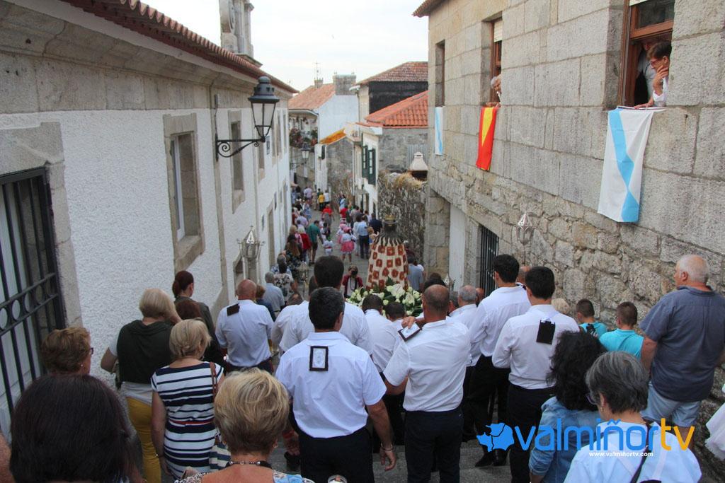 PROCESIÓN DA VIRXE DO CARME EN BAIONA (28)