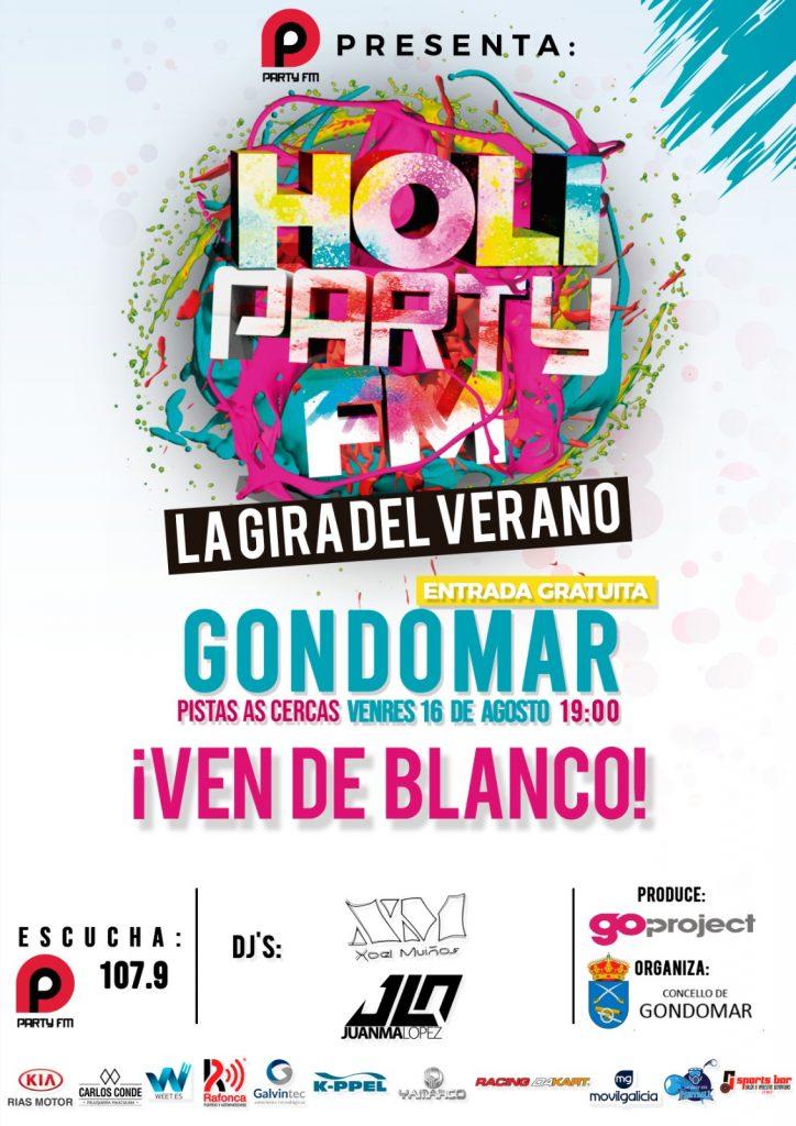 HOLI PARTY FM GONDOMAR