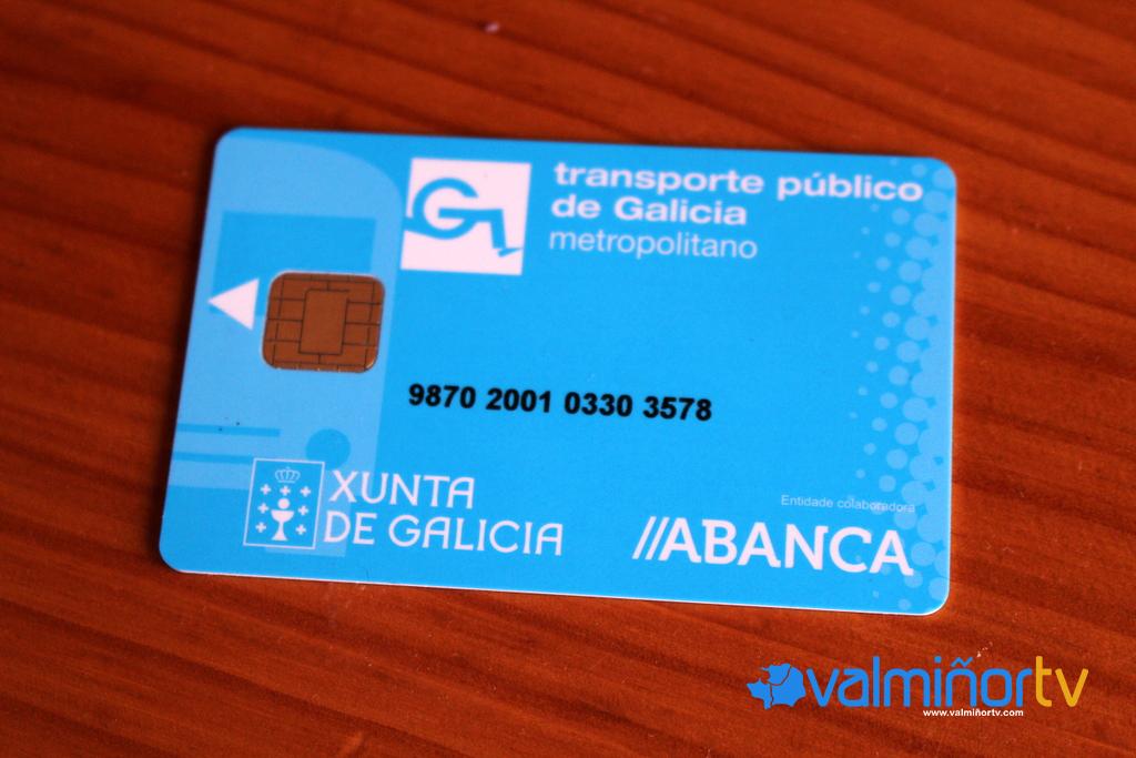 TARXETA DE TRANSPORTE METROPOLITANO